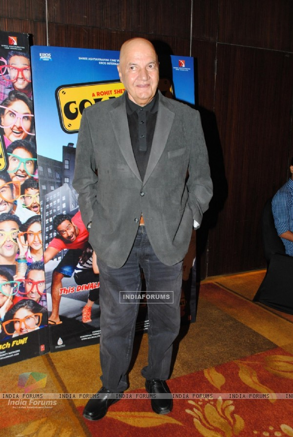 Prem Chopra at Golmaal 3 success bash at Hyatt Regency (108554)