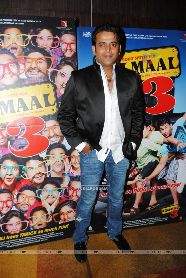 Ravi Kissen at Golmaal 3 success bash at Hyatt Regency (108563)