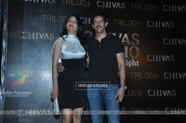 Celebs at Chivas Studio Spotlight event