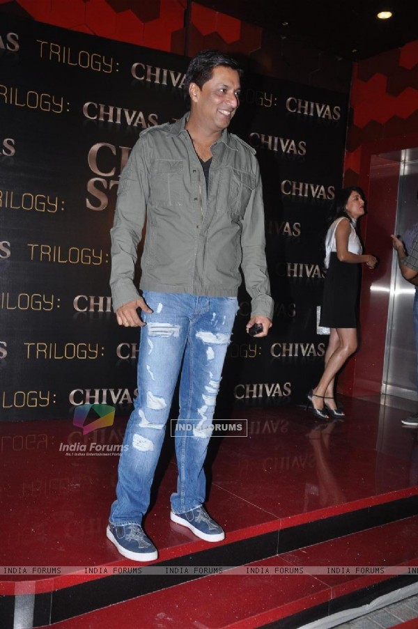 Madhur Bhandarkar at Chivas Studio Spotlight event