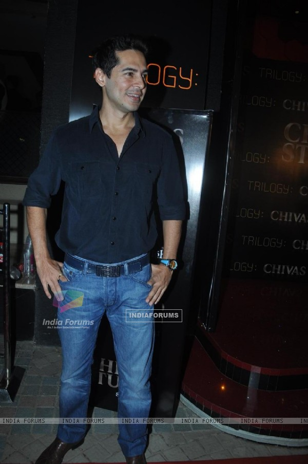 Dino Morea at Chivas Studio Spotlight event