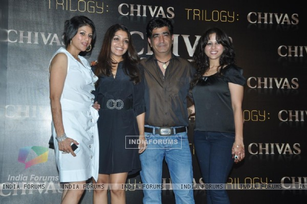 Kishan Kumar at Chivas Studio Spotlight event