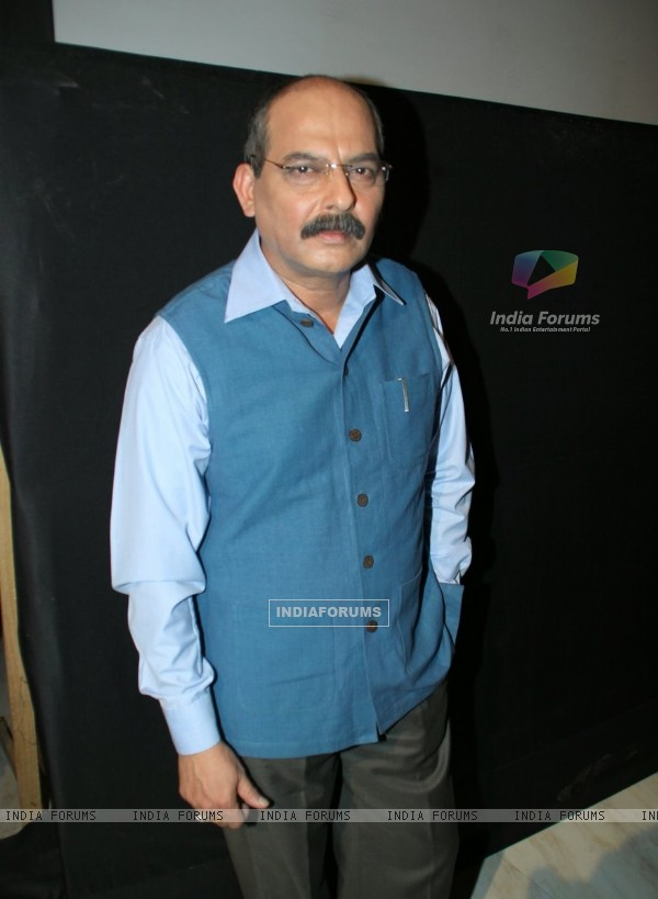 Muni Jha at Press meet of a new show ''Armanon Ka Balidaan - Aarakshan'' on Imagine