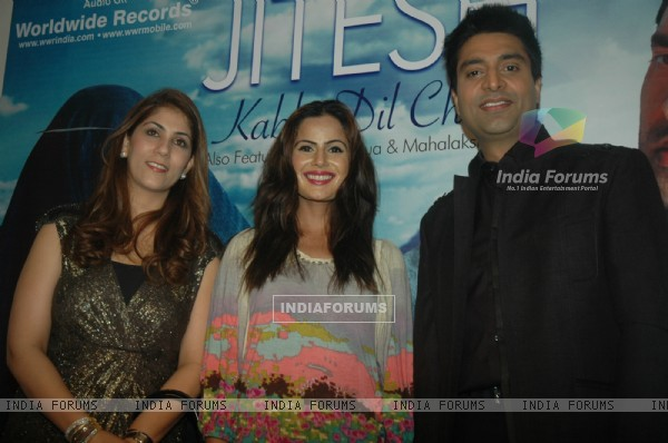 Jitesh album launch at Twist