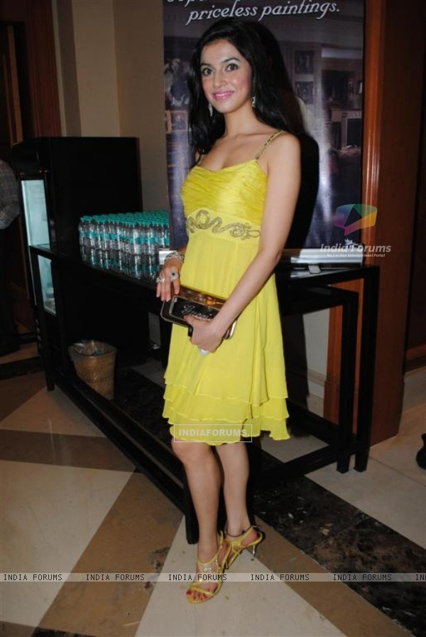 Guest at Once Upon a Time film success bash at JW Marriott in Juhu, Mumbai
