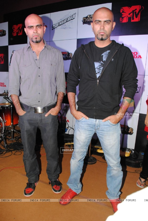 Rannvijay at MTV Roadies promotional event