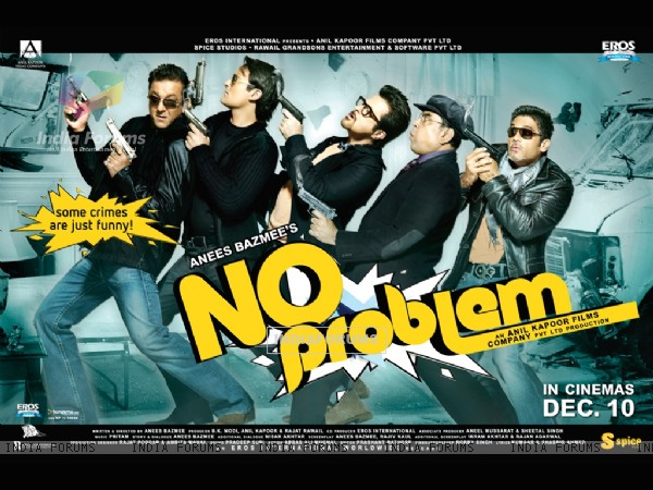 No Problem movie Wallpaper (110509)
