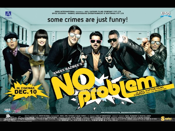 Wallpaper of the movie No Problem (110511)