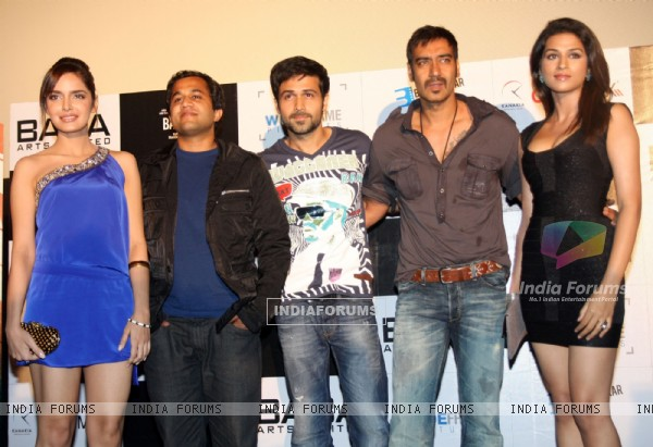 The first look unveil of Madhur Bhandarkar's film