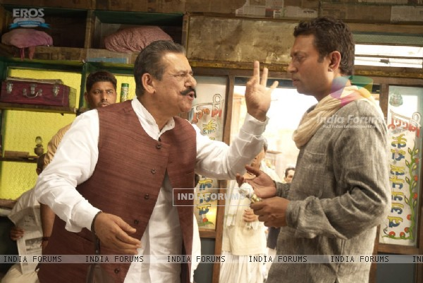 Ompuri shouting on Irfan (11119)