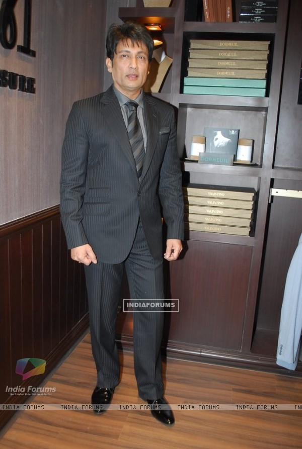 Shekhar Suman launch M11M Men Store launch at Juhu. .