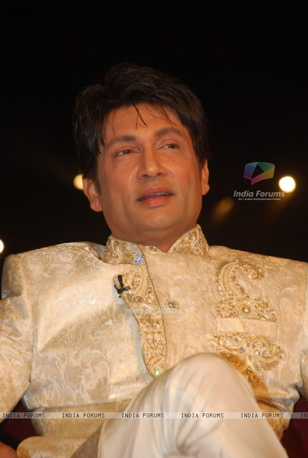 Shekhar Suman at Comedy Circus grand finale at Andheri Sports Complex. .