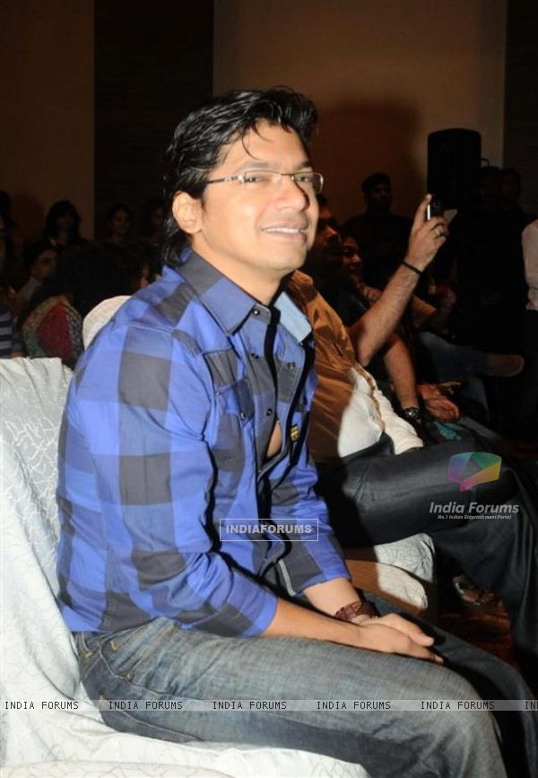 Shaan at Music Release of Toonpoor Ka Sure Hero at Navotel Juhu
