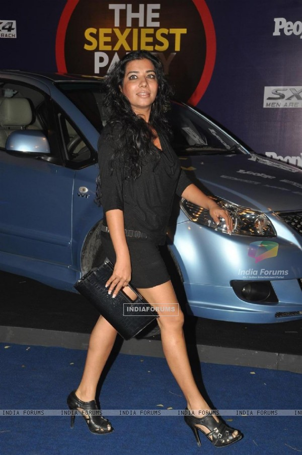 PEOPLE and Maruti Suzuki SX4 hosted 'The Sexiest Party 2010' to celebrate the Sexiest Man Alive!