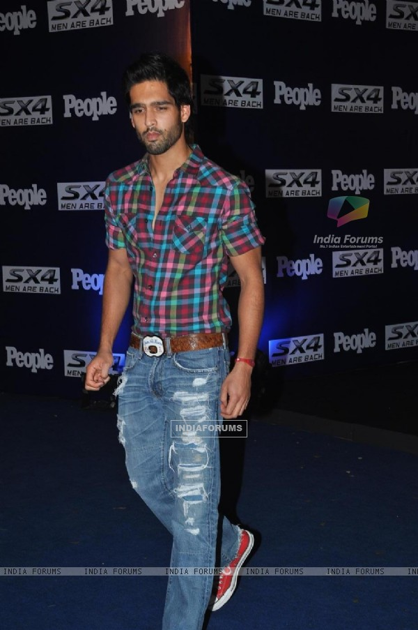 Siddharth Mallaya at PEOPLE and Maruti Suzuki SX4 hosted 'The Sexiest Party 2010'