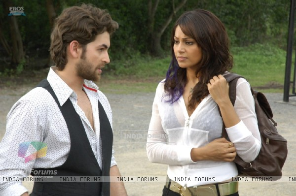 Bipasha getting angry on Neil (11166)