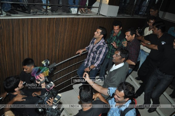 Salman Khan at Music release of 'Yamla Pagla Deewana'