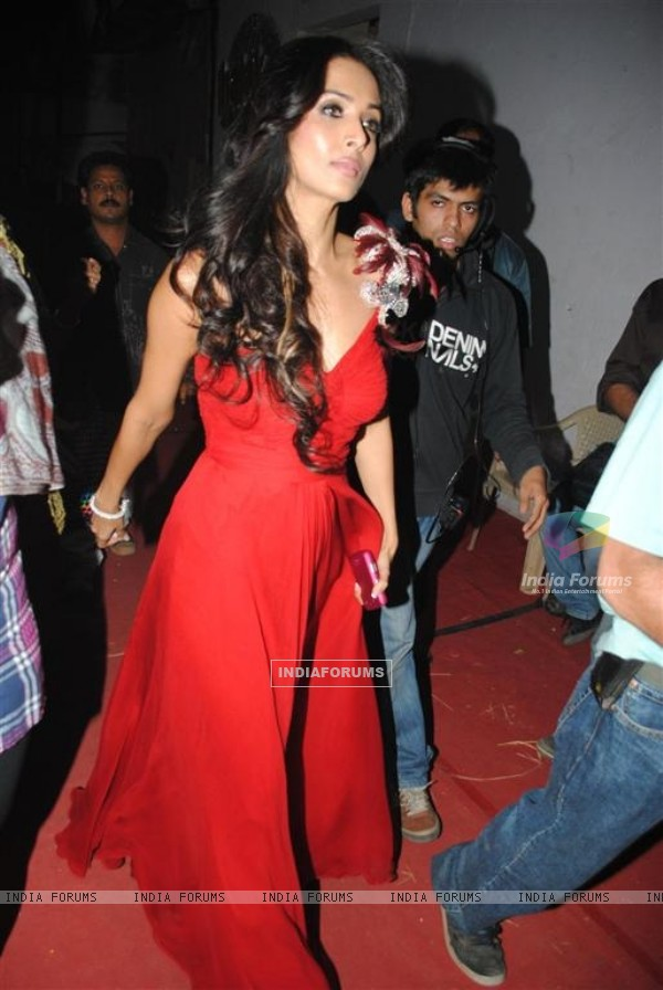 Malaika Arora Khan at Promotion of 'Tees Maar Khan' on reality show 'Jhalak Dikhhla Jaa'