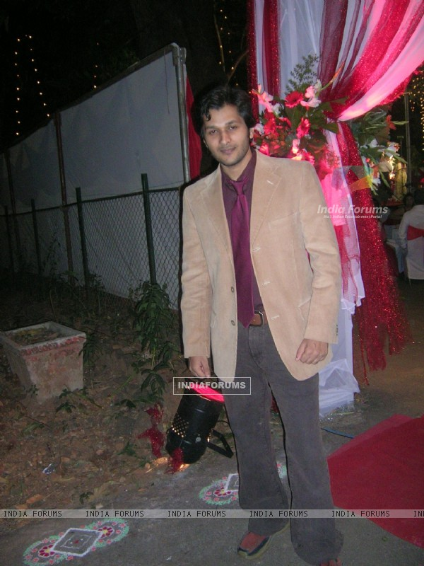 Abhay Vakil at Rushad Rana Wedding Reception