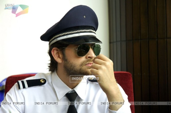 Neil Nitin wearing a pilot dress (11213)