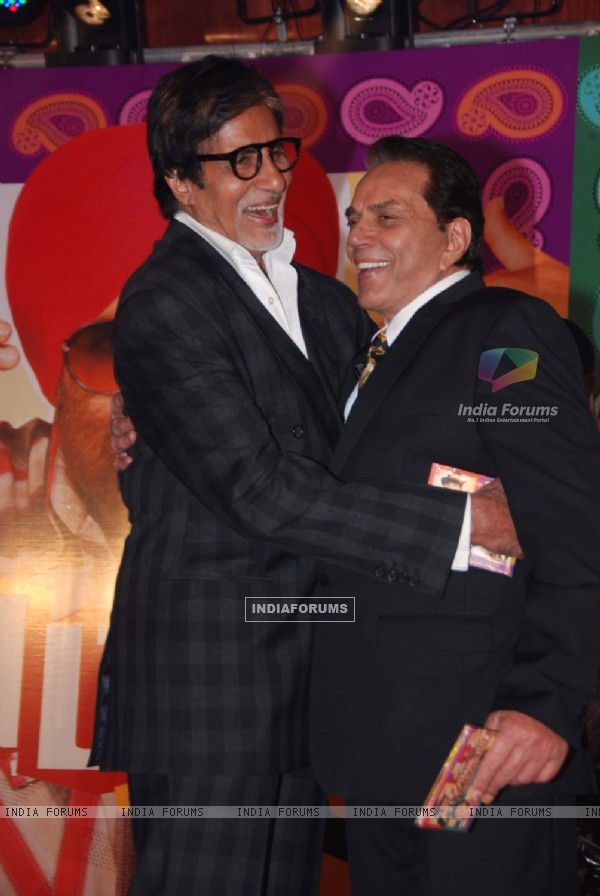 Yamla Pagla Deewana music launch at Novotel.  .