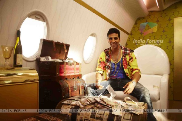Akshay Kumar in the movie Tees Maar Khan (112397)