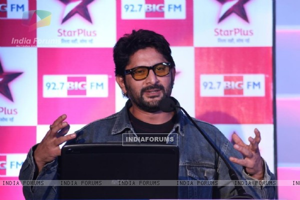 Arshad Warsi at Launch of Big Star Entertainment Awards 2010 at Bandra, Mumbai