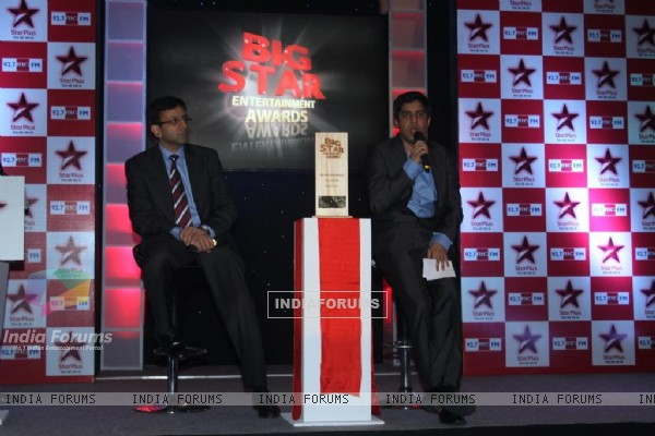 Launch of Big Star Entertainment Awards 2010 at Bandra, Mumbai