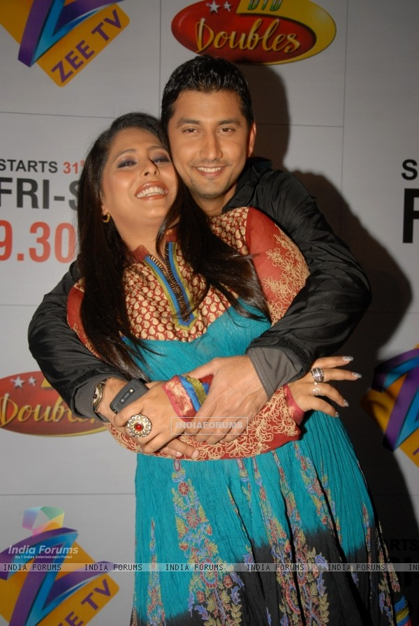 Geeta Kapoor and Marzi Pestonji in DID Doubles