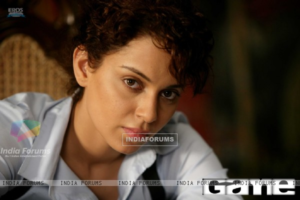 Kangana as Sia Agnihotri in the movie Game(2011) (112714)