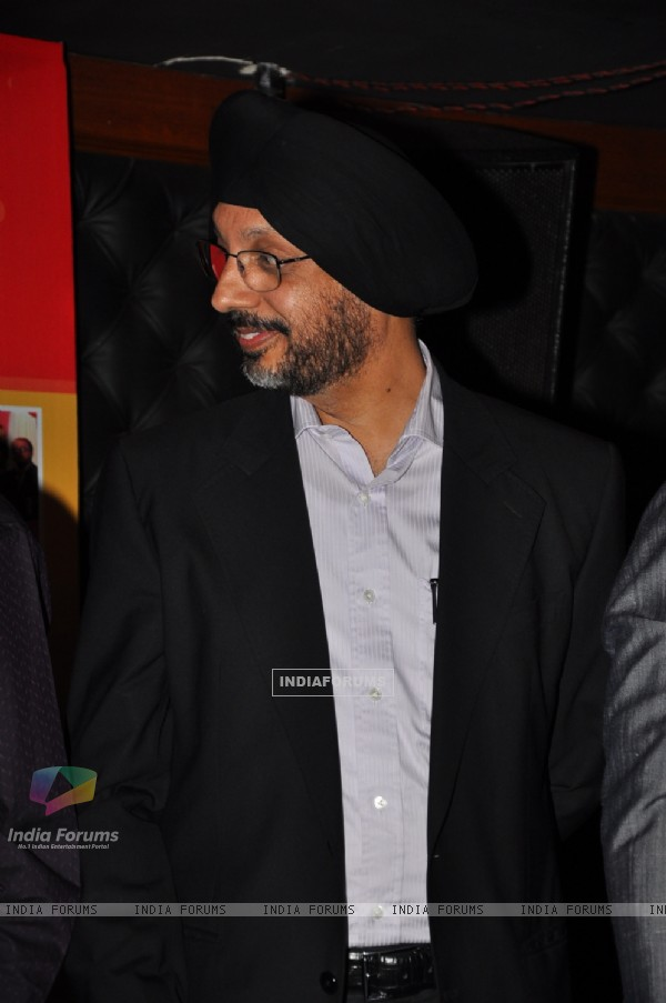 N. P. Singh- COO for Multi Screen at 500 episodes celebration party of TMKOC