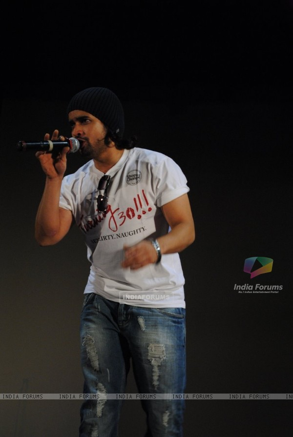Promotion of movie ''Turning 30!!!'' at IIT Powai ,Mumbai