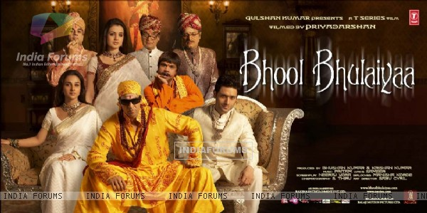 Poster of Bhool Bhulaiyaa movie (11374)