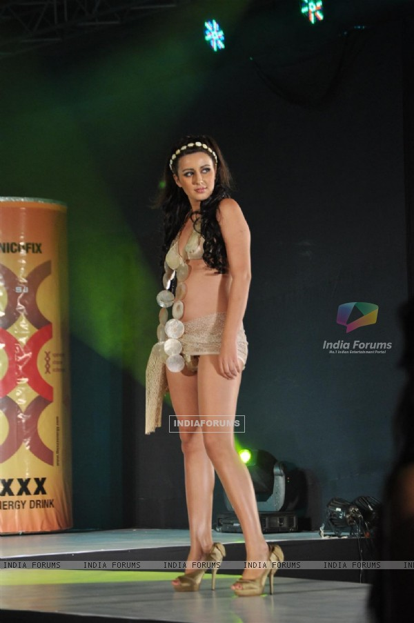 Launch party of XXX energy drink