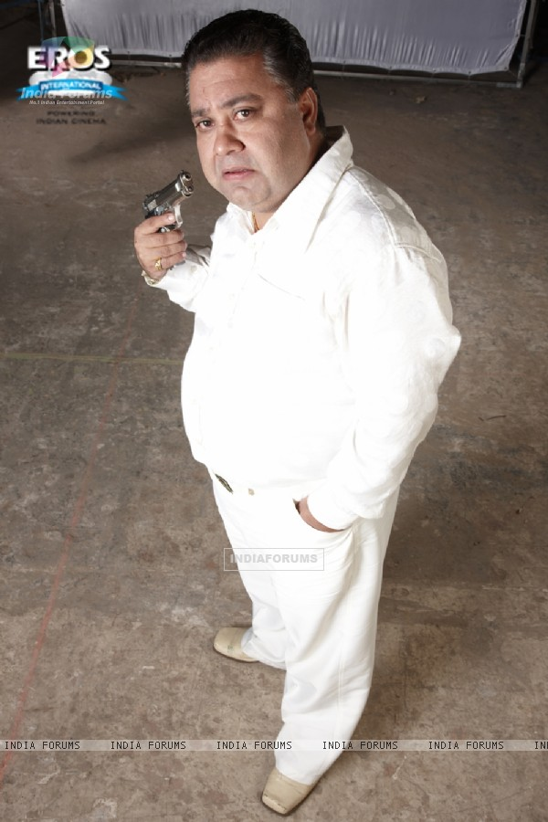 Manoj Pahwa in One Two Three