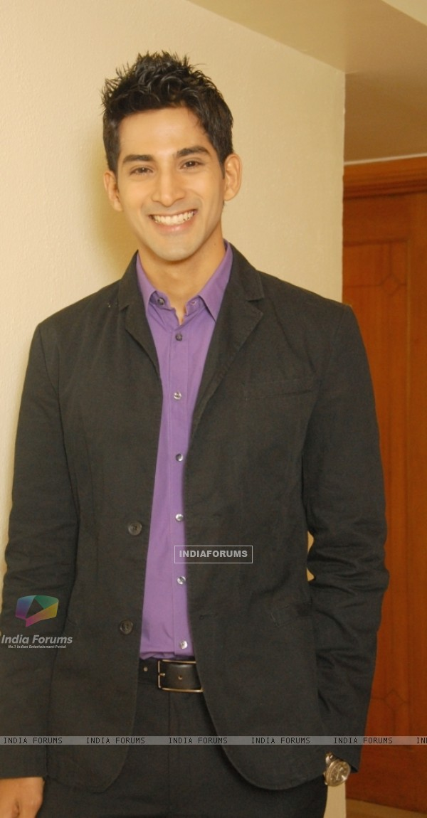 Vivan Bhatena as Parag on Zee TV's Sanskaar Laxmi