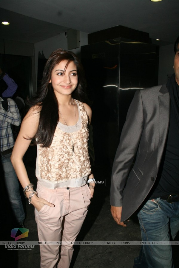 Anushka Sharma at Music Release of film 'Patiala House' at whisting woods, film city