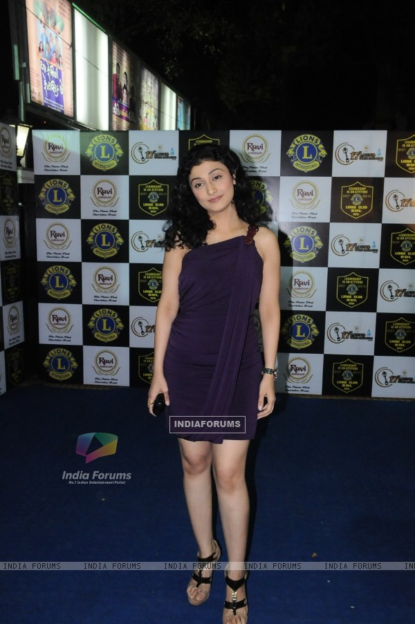 Ragini Khanna at 17th Lions Gold Awards