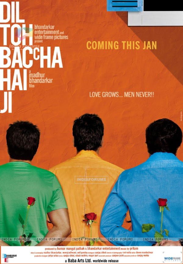 Poster of Dil Toh Baccha Hai Ji movie (116298)