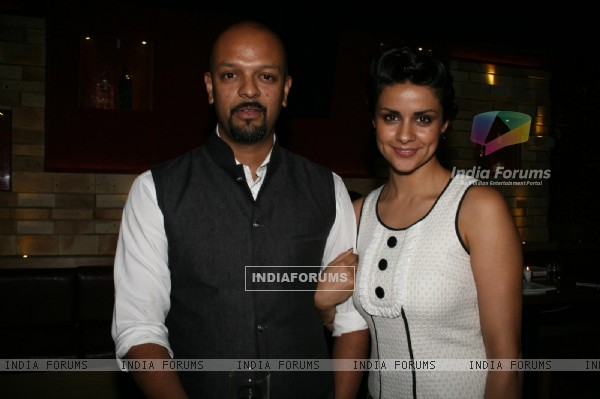 "Gul Panag at film ""Turning 30!!!"" promotional event"