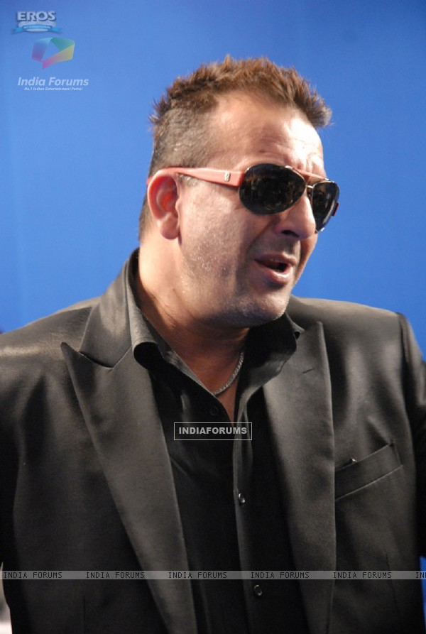 Sanjay Dutt looking dashing