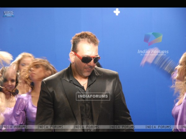 Smartie Sanjay Dutt in C KKompany movie