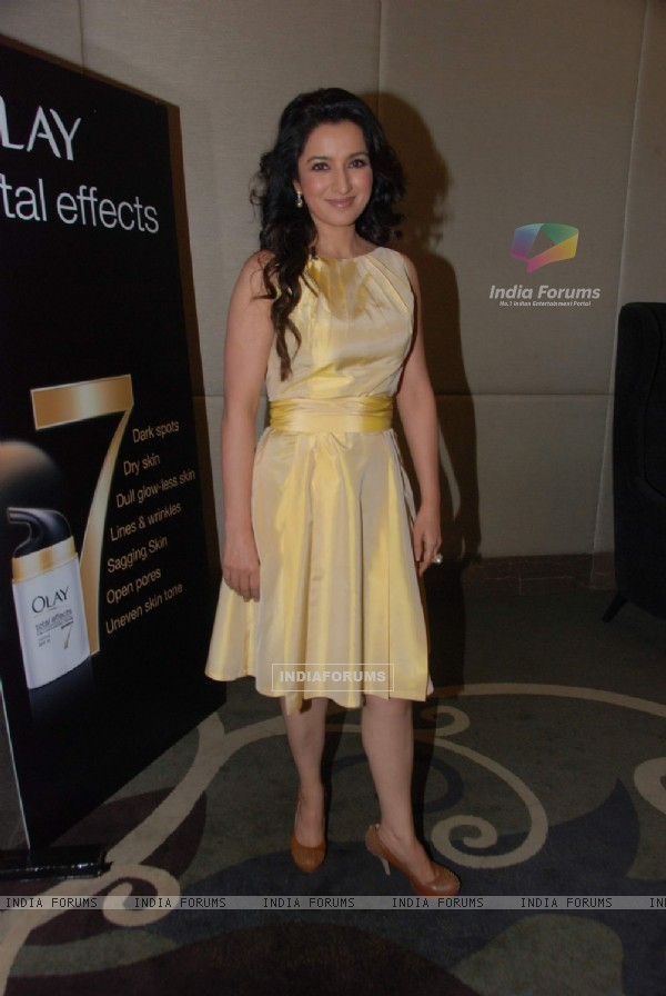 Tisca Chopra at Olay proof performance at Westin. .