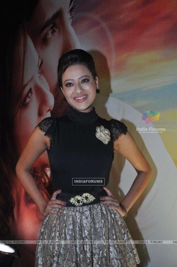 Maddalsa Sharma at Music of Angel film launch at Dockyard
