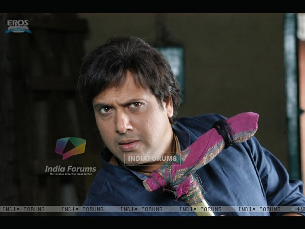 Govinda in Chal Chala Chal movie