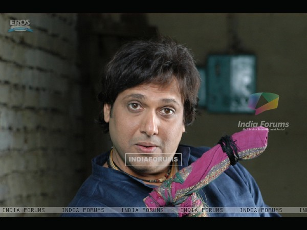 Govinda making faces in Chal Chala Chal movie