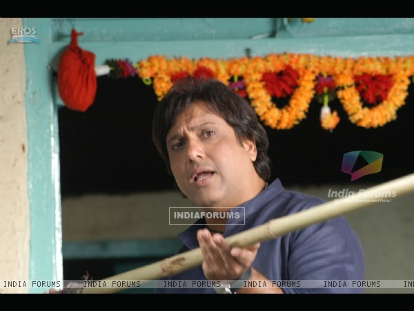 Govinda in the movie Chal Chala Chal