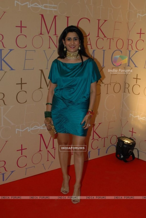 Celebs at MAC bash hosted by Mickey Contractor