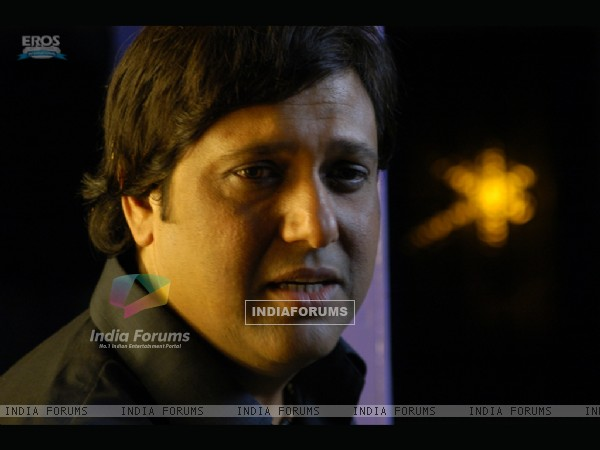 Govinda feeling sad for someone