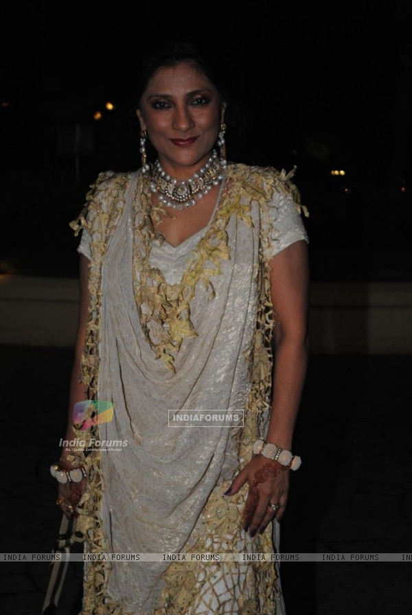 Celebs at Sameer Soni and Neelam Kothari's wedding ceremony